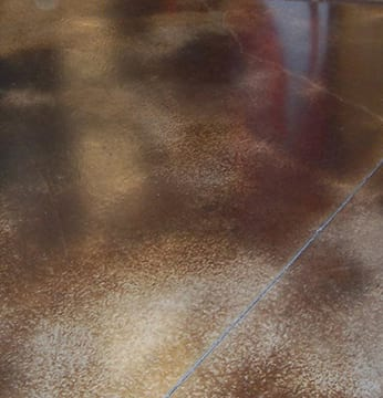 Stained Concrete in Idaho Falls, Idaho | Silver Crest Corp.