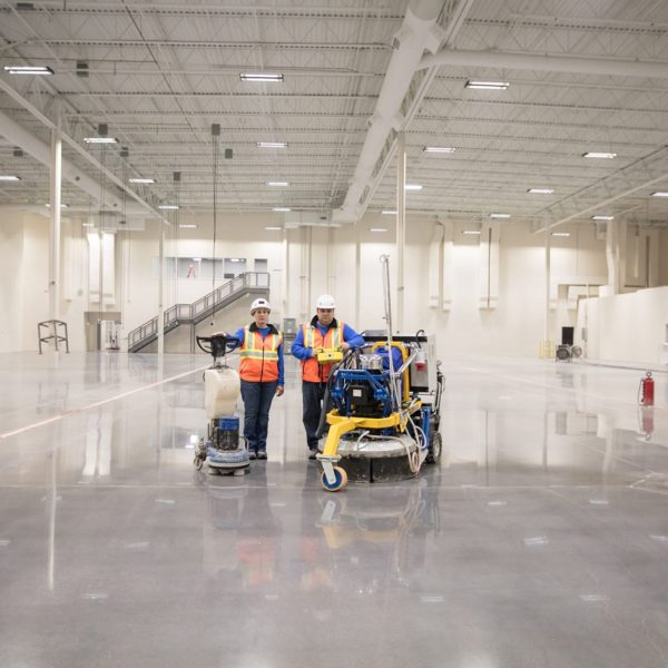 Concrete Polishing Equipment Pocatello, Idaho | Silver Crest Corp.