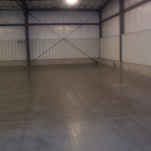 Sealed Concrete Floors in Driggs, Idaho | Silver Crest Corp.