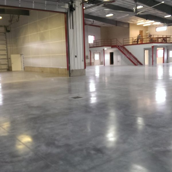 Sealed Concrete Floors in Burley, Idaho | Silver Crest Corp.