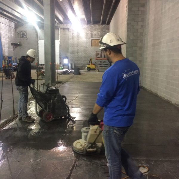 Sealed Concrete Floors in Firth | Silver Crest Corp.