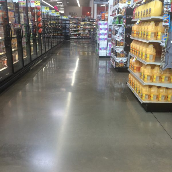 Sealed Concrete Floors in Idaho Falls | Silver Crest Corp.