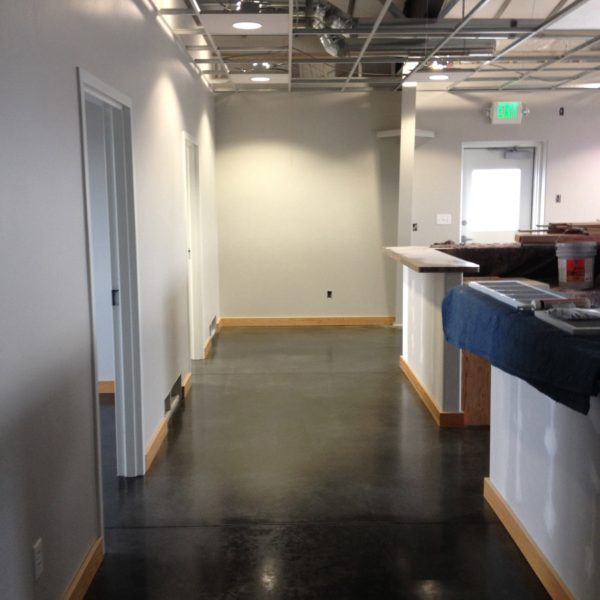Sealed Concrete Floors in St. Anthony, Idaho | Silver Crest Corp.