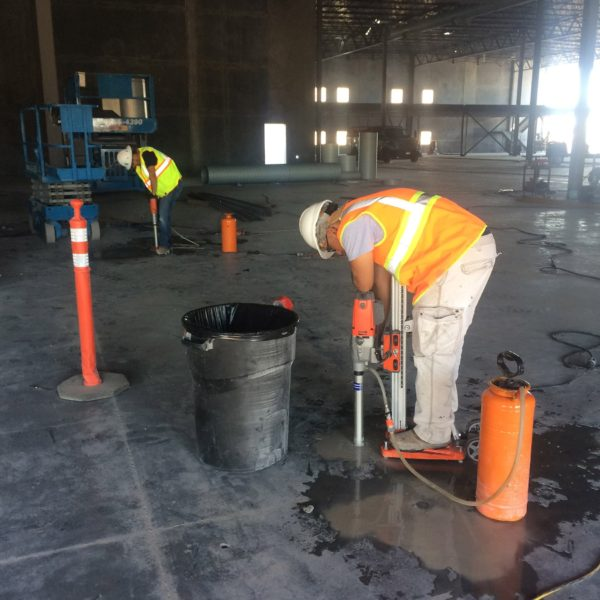 Concrete Cooring and Drilling in Idaho Falls, Idaho | Silver Crest Corp