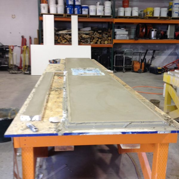 Concrete Countertops in Idaho Falls, Idaho | Silver Crest Corp