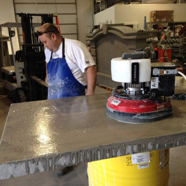 Concrete Counter Tops in Rexburg, Idaho | Silver Crest Corp