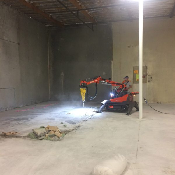 Concrete Demolition in Idaho Falls, Idaho   Silver Crest Corp