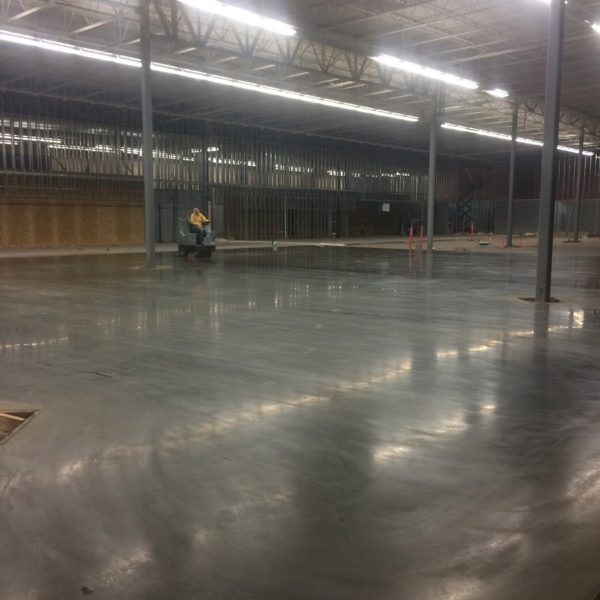 Concrete Cleaning in Idaho Falls, Idaho   Silver Crest Corp