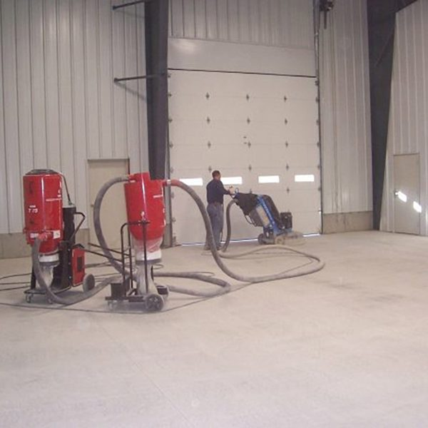 Polished Concrete Floors in Driggs, Idaho | Silver Crest Corp.