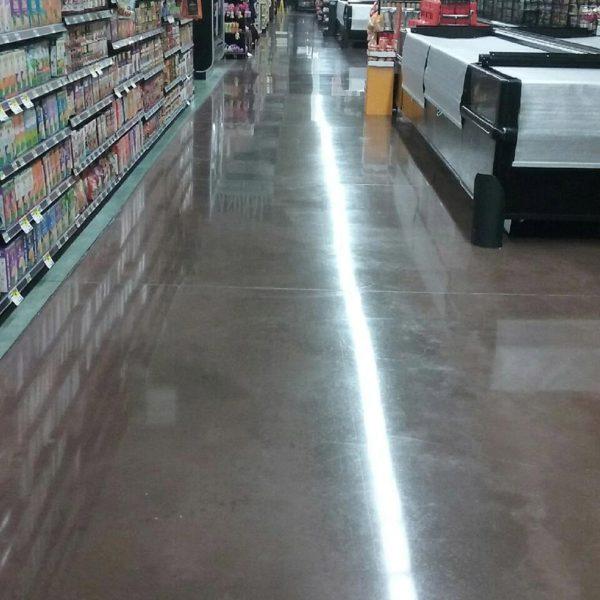 Concrete Polishing in Rexburg, Idaho | Silver Crest Corp.