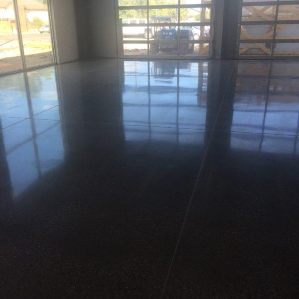Concrete Polishing in Richfield, Utah | Silver Crest Corp.