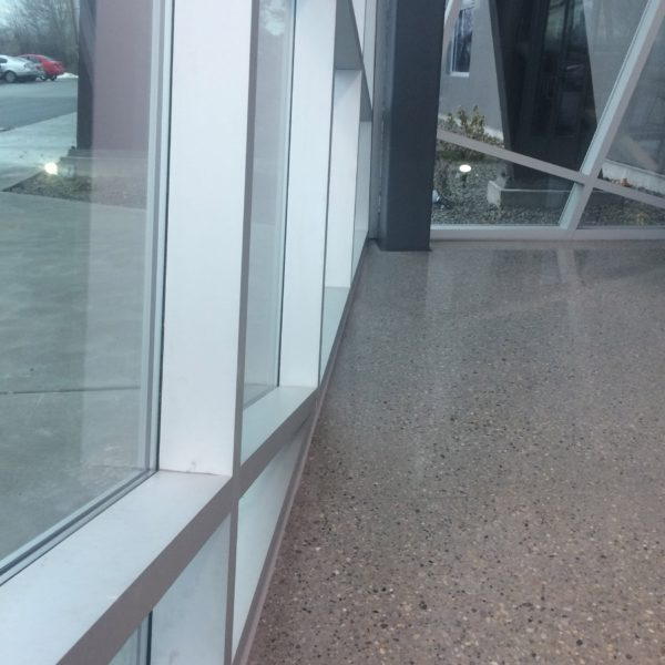 Polished Concrete Floors in Rigby, Idaho | Silver Crest Corp.