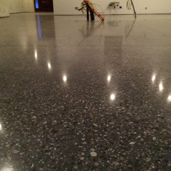 Polished Concrete Floors in Victor, Idaho | Silver Crest Corp.