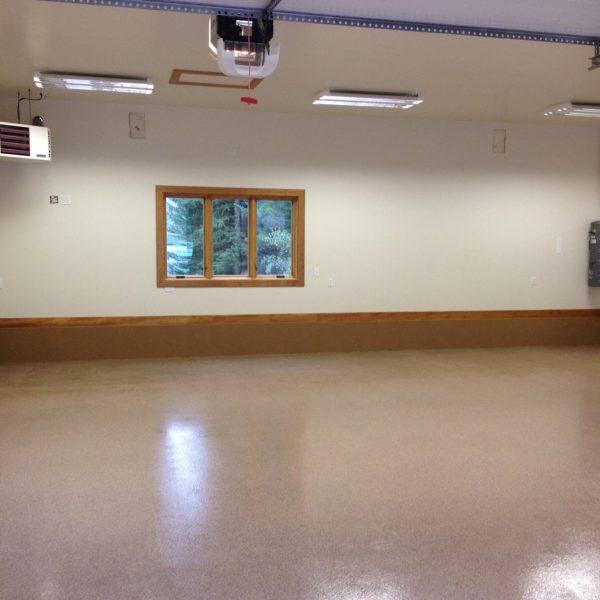 Epoxy Flooring in Idaho Falls, Idaho | Silver Crest Corp.