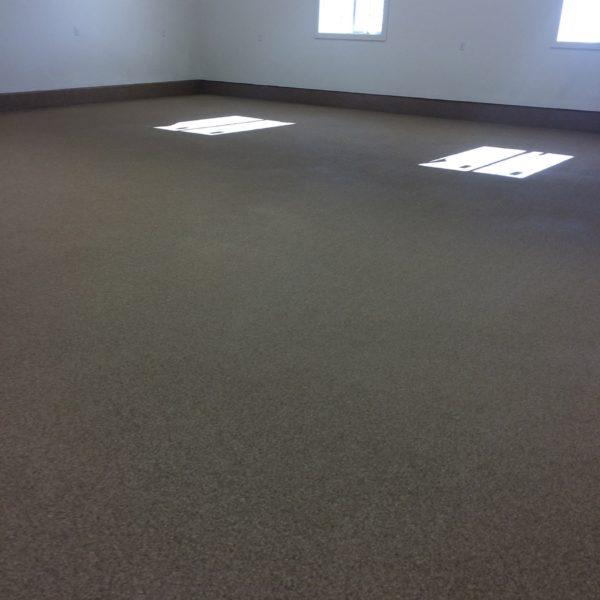 Epoxy Flake Flooring in Rexburg, Idaho | Silver Crest Corp.