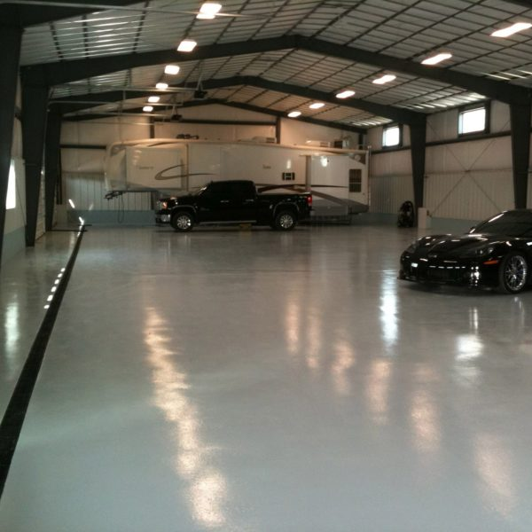 Epoxy Flooring in Blackfoot, Idaho | Silver Crest Corp.