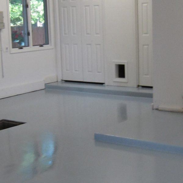 Epoxy Flooring in Rexburg, Idaho | Silver Crest Corp.