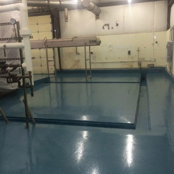 Epoxy Flooring in Snowville, Utah | Silver Crest Corp.