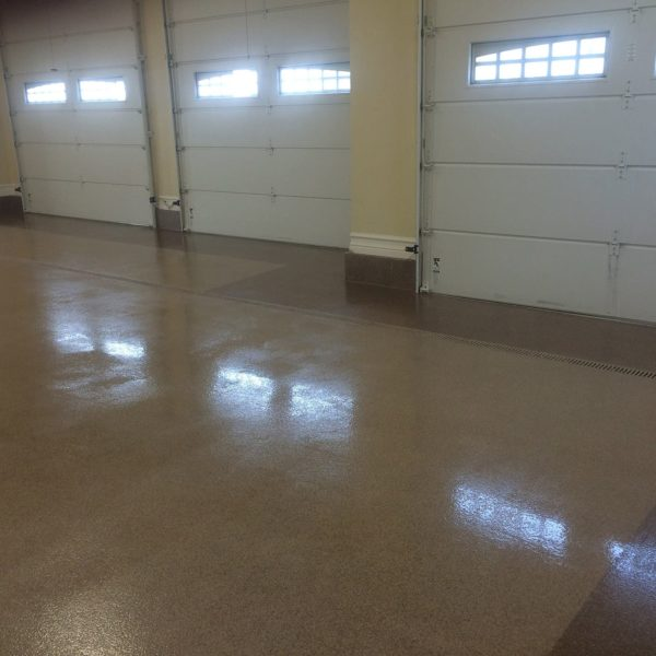 Garage Epoxy Flooring in Pocatello | Silver Crest Corp.
