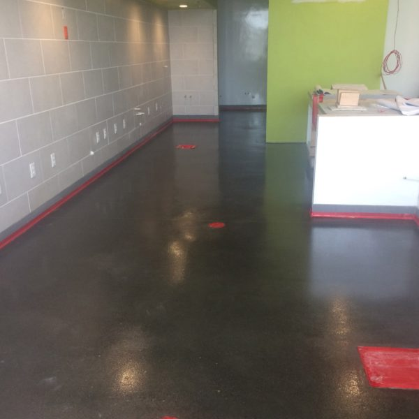 Epoxy Flooring in Idaho Falls | Silver Crest Corp.