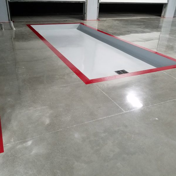 Installing Epoxy Flooring in Idaho Falls | Silver Crest Corp.