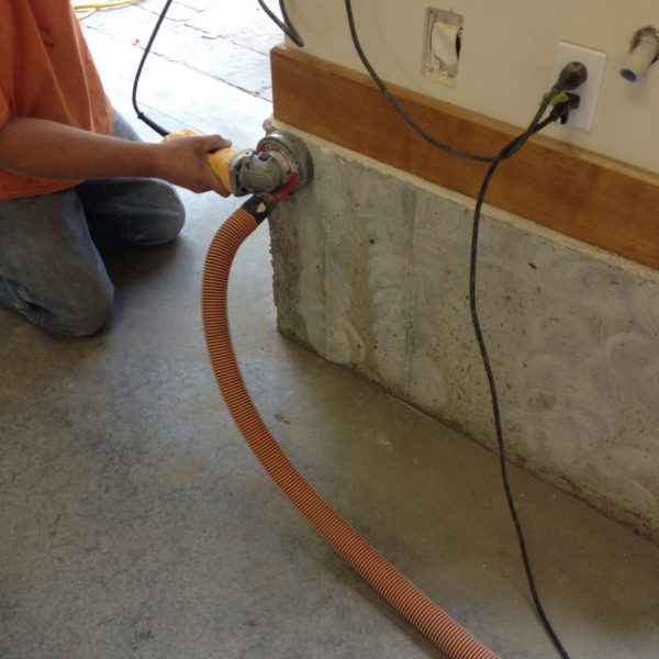 Installing Epoxy in Idaho Falls | Silver Crest Corp.