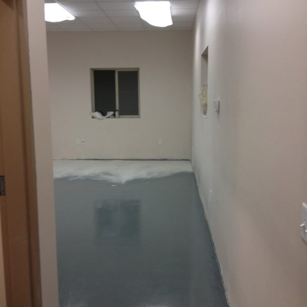 Epoxy Floors in Driggs, Idaho | Silver Crest Corp.
