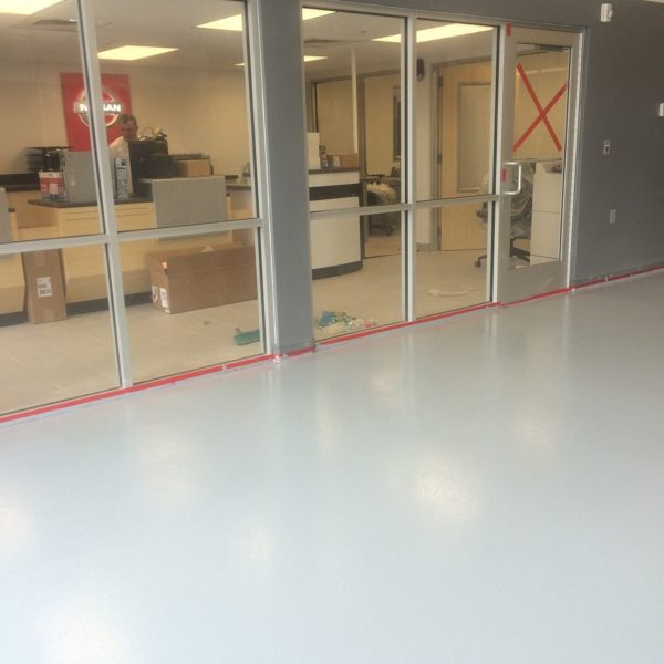 Epoxy Floors in Pocatello, Idaho | Silver Crest Corp.