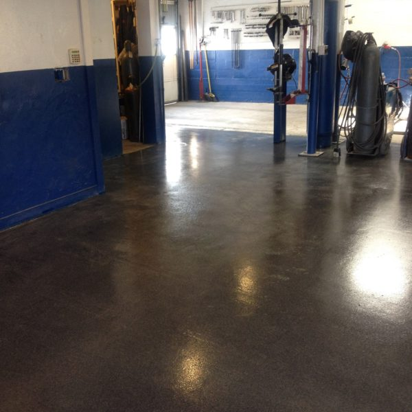 Epoxy Floors in Idaho Falls | Silver Crest Corp.