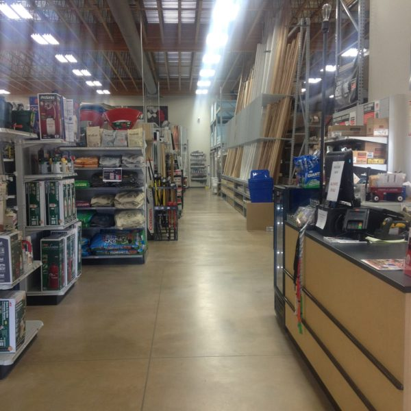Sealed Concrete Floors in Salmon, Idaho | Silver Crest Corp.