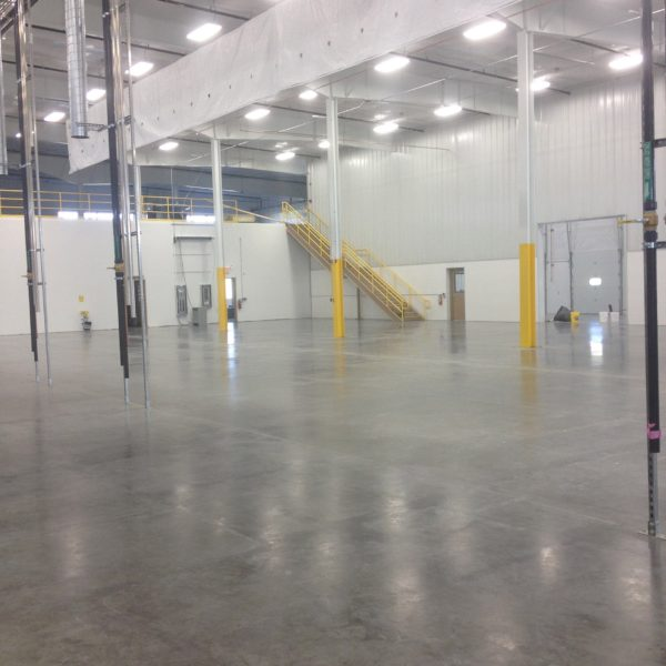 Sealed Concrete Floors in Bozeman, Montana | Silver Crest Corp.