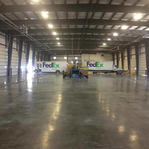 Sealed Concrete Floors in Pocatello, Idaho | Silver Crest Corp.