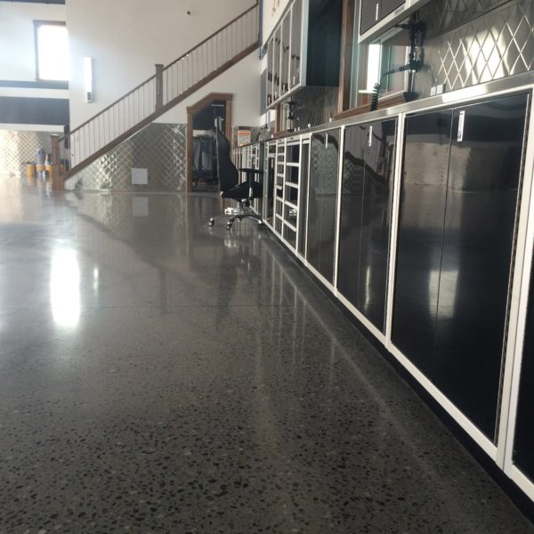 Polished Concrete Floors in Aberdeen, Idaho | Silver Crest Corp.