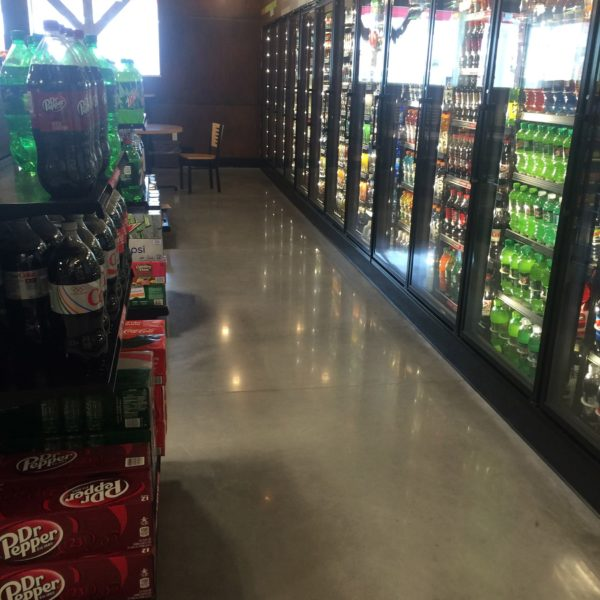 Polished Concrete Floors in Ammon, Idaho | Silver Crest Corp.