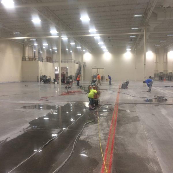 Polished Concrete in Idaho Falls, ID | Silver Crest Corp.