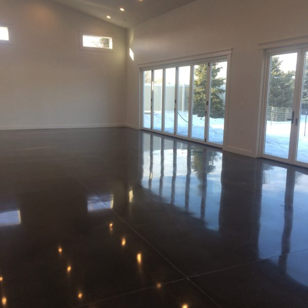 Polished Concrete Floors in Idaho Falls, ID | Silver Crest Corp.