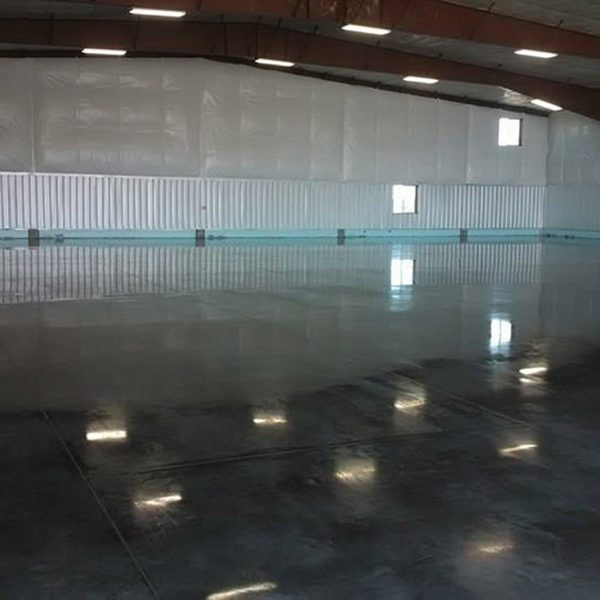 Polished Concrete in Mud Lake, Idaho | Silver Crest Corp.