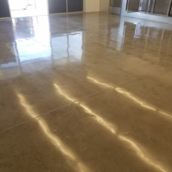 Polished Concrete in Post Falls, Idaho | Silver Crest Corp.