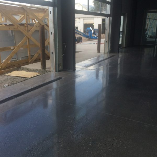 Polished Concrete in Richfield, Utah | Silver Crest Corp.