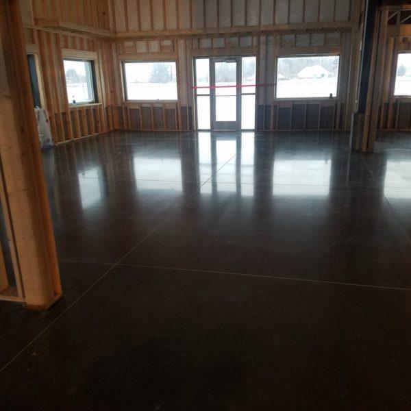 Polished Concrete Floors in Rexburg, Idaho | Silver Crest Corp.