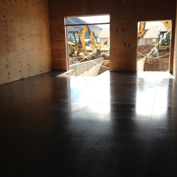 Sealed Concrete Floors in Thane, Wyoming | Silver Crest Corp.