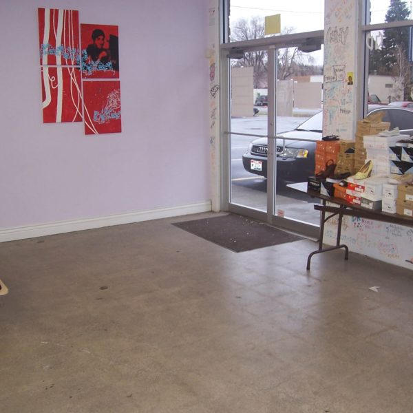 Sealed Concrete in Rexburg | Silver Crest Corp.