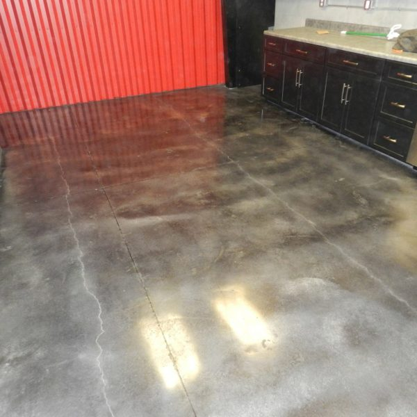 Stained Concrete Floors in St. George, Utah | Silver Crest Corp.