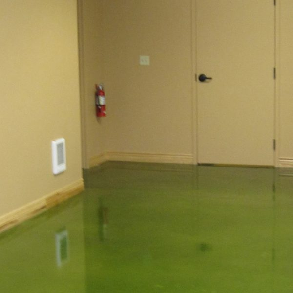 Stained Concrete Floors in Idaho Falls | Silver Crest Corp.