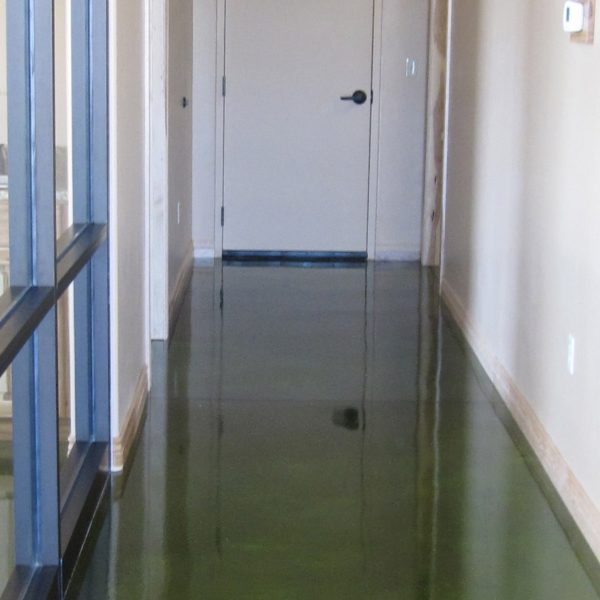 Acid Stained Concrete Floors in Idaho Falls | Silver Crest Corp.