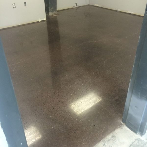 Stained & Polished Concrete in Idaho Falls | Silver Crest Corp.