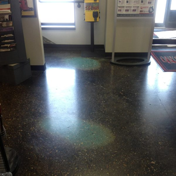 Stained Concrete Floors in Pocatello, Idaho | Silver Crest Corp.