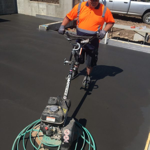 Silver Crest Corp concrete polishing