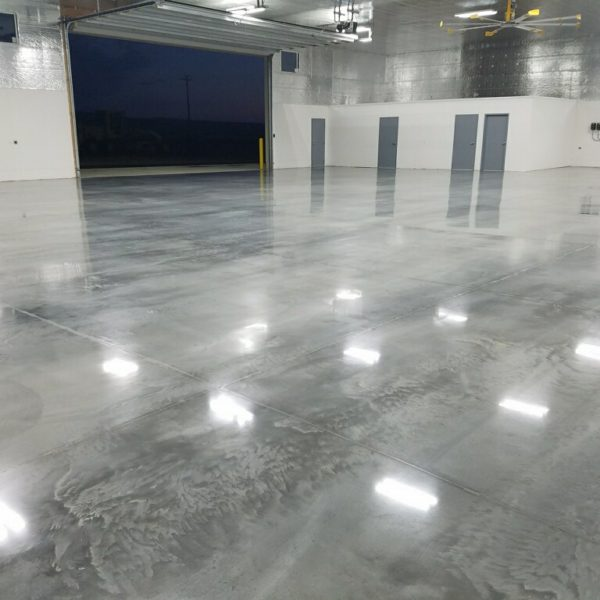 Sealed Concrete Floors in Twin Falls | Silver Crest Corp.