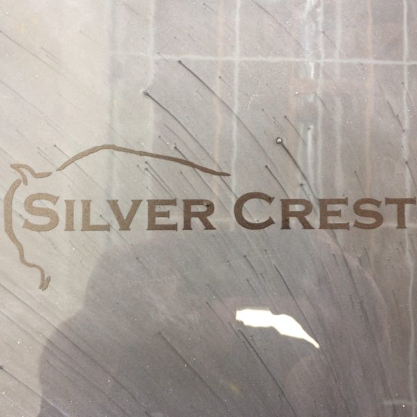 Epoxy Silver Crest Logo | Silver Crest Corp.